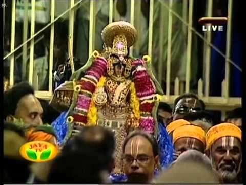 23 11 minutes quick view of Srirangam Vaikunta Ekadasi.Live Recording.mp4