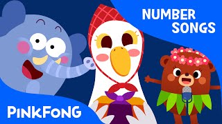Number Song | Number Songs | PINKFONG Songs for Children