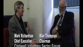 Cornwall Voluntary Sector Forum (part 1)