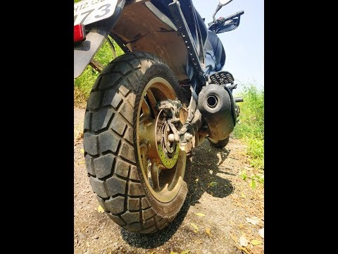 Timsun tyres Dual Sport TS823 - First Look