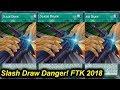 【YGOPRO】SLASH DRAW DANGER! FTK DECK *december 2018* Mp3