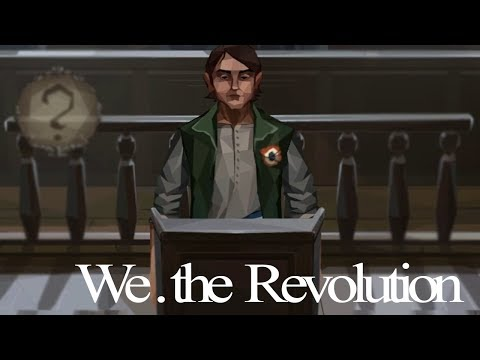What a horrible case   We. The Revolution #4  