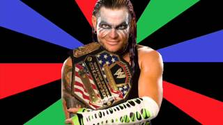 Jeff Hardy 2013 WWE Theme Song (No More Words For the Moment) PLEASE READ DESCRIPTION!