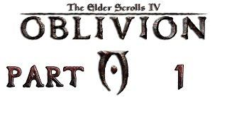 Прохождение игры TES IV: Oblivion, Часть 1