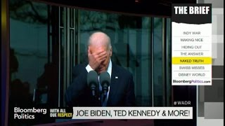 Naked Truth: Biden Reminisces About Ted Kennedy