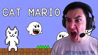 WORST GAME EVER - Cat Mario
