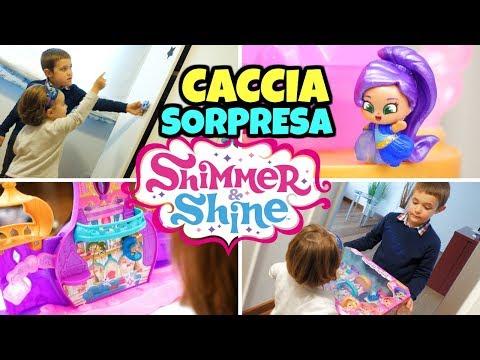 CACCIA A SHIMMER and SHINE a SORPRESA: Volano Davvero