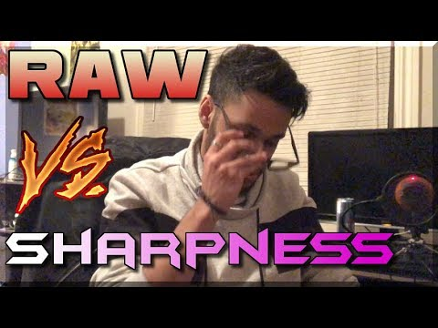 High Raw vs High Sharpness in Monster Hunter thumbnail