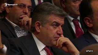 Զոհրաբյան  Վարչապետը թույլ չի տվել ՀՀԿ ին կեղծիք անել, և նա չի լինի ՀՀԿ ի ցուցակում