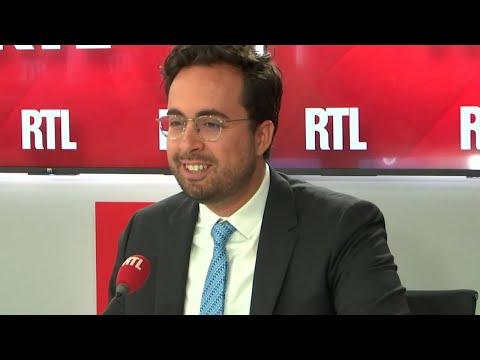 Mounir Mahjoubi est l'invité de RTL
