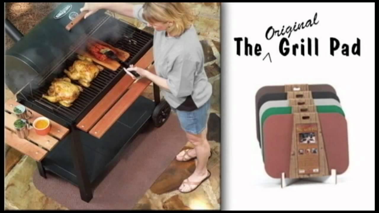 The Original Grill Pad You
