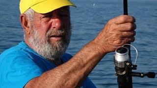 Риболов на Сафрид в Камчийския затока 2017 - www.digitalstudio.bg
