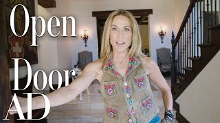 Inside Sheryl Crow's Country Home With A Recording Studio in a Barn | Open Door