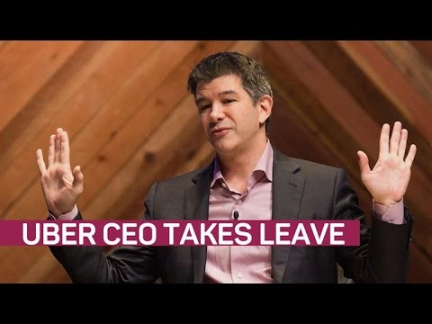 Uber CEO takes leave, but who's in the driver's seat?