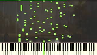 Étude in C Major - Kyle Landry (Synthesia) + Sheets