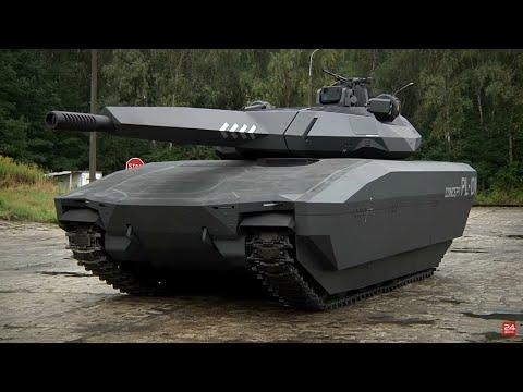 Pierwsza publiczna prezentacja PL-01 Concept. Wóz Wsparcia Bezpośredniego