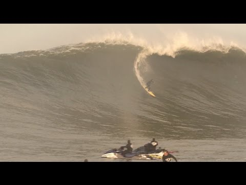 Becoming a Big Wave Charger Featuring Alex Martins