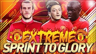 In EINER SAISON zum TRIPLE!?? 🤔🏆💥 - FIFA 18 Manchester United EXTREME Sprint to Glory