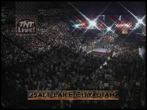 WCW Monday Nitro Pre-Show - Salt Lake City, UT - 7/20/98