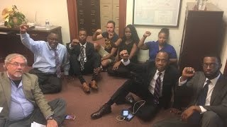 After Arrest, NAACP Pres. Calls For More Civil Disobedience to Oppose Sessions as Attorney General