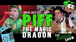 Piff the Magic Dragon FUNNIEST interview!!