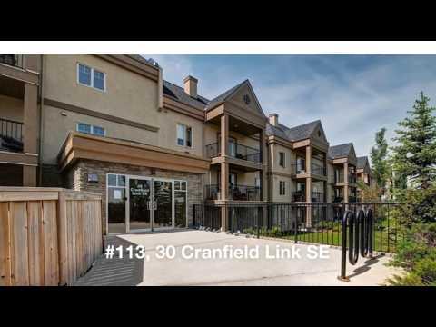 #113, 30 Cranfield Link SE    Virtual Tour   Calgary Real Estate