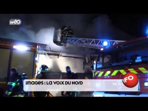 Provin : trois morts dans l'incendie d'une maison