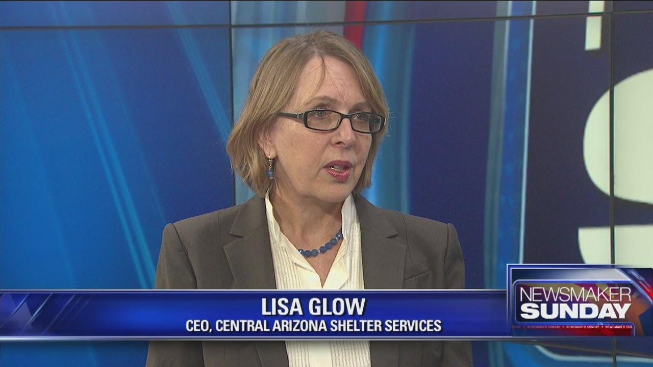 Newsmaker Sunday: Lisa Glow