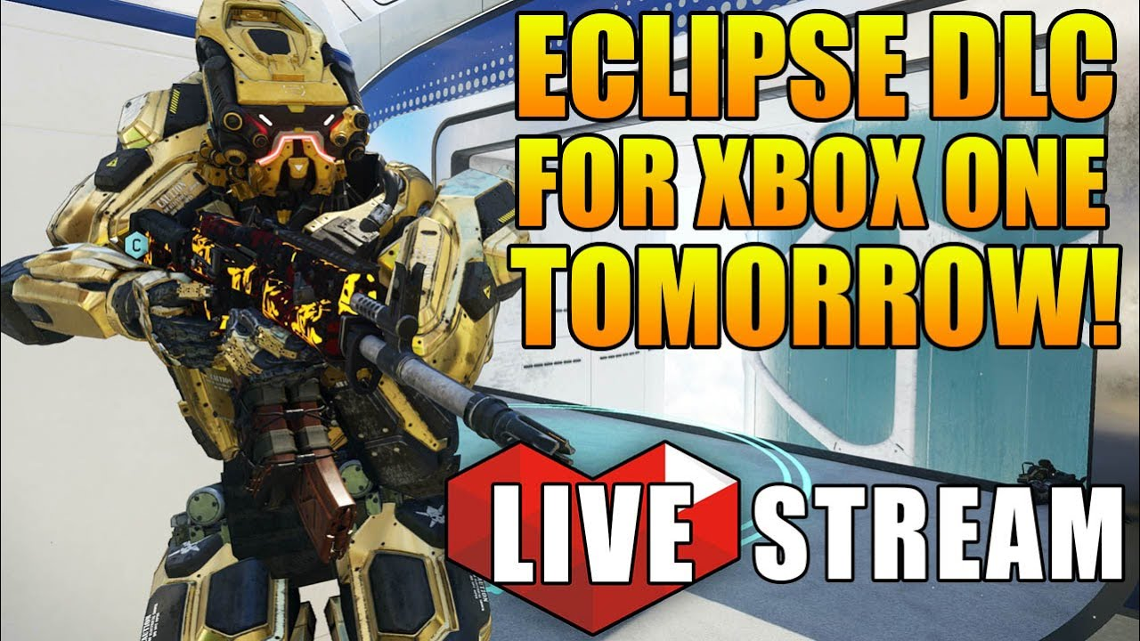 Call of Duty: Black Ops 3 - ECLIPSE DLC TOMORROW FOR XBOX ...