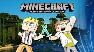 [GEJMR] Minecraft na PS4 - Ep 1 - Hledali se, až se našli