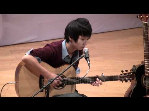 (2ne1) Lonely - Sungha Jung (live)