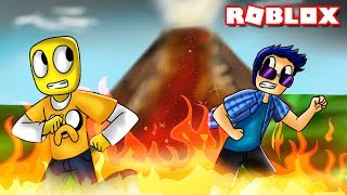 ROBLOX: BASE VS TORNADO AND DISASTER 🔥😱 WE BE ABLE TO SURVIVE?