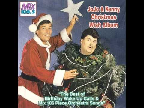 Cal Ripken Christmas - JoJo & Kenny Christmas Wish Album (Mix 106.5 Baltimore)
