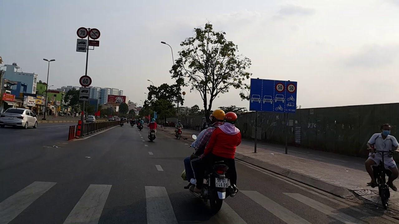 Sài Gòn ngày 31.03,2020 Trước Giờ Cách Ly Toàn Xã Hội.