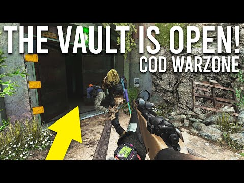 Call Of Duty Warzone We Got Into The Secret Bunker!