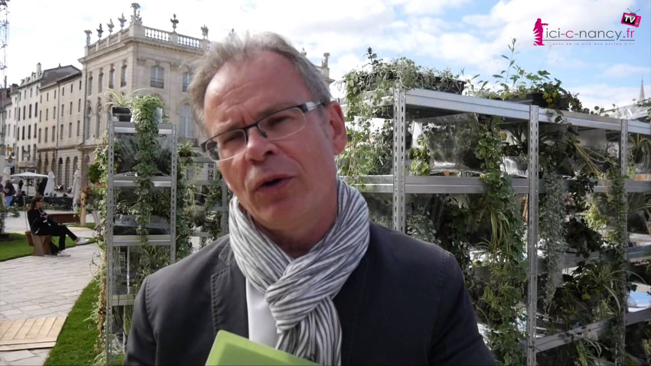 Pr sentation du jardin ph m re 2015 nancy youtube for Jardin ephemere 2015 nancy