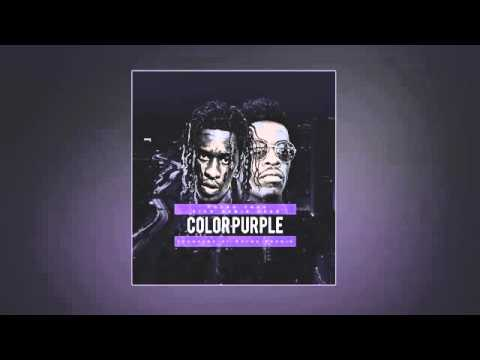 Young Thug - Color Purple ft Rich Homie Quan