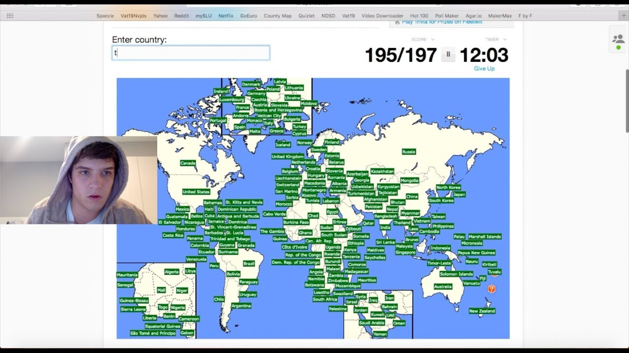 Sporcle world record typing every country in under 3 minutes sporcle world record typing every country in under 3 minutes gumiabroncs Gallery