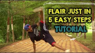 How to do Flare-Funky Sunday with Street Movements Epi-24- Step by step Flare Tutorial in hindi