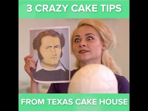 3 Crazy Cake Tips | Texas Cake House Season 2 | DIVA