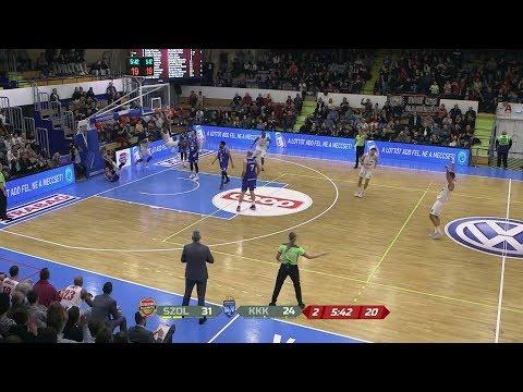 A Kaposvár elleni bajnoki mérkőzés összefoglalója