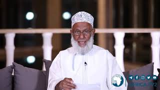 Sababu Wewe ni Allaah | 10 | Sheikh Zaid Bashir | Africa TV2