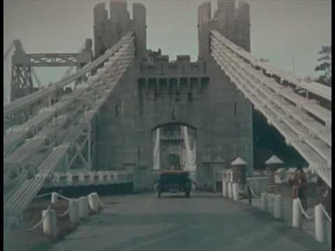 Conwy Castle, Wales (1926)