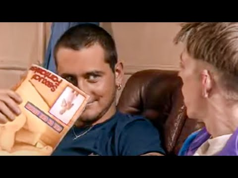 Flirting less  Two Pints of Lager  BBC comedy