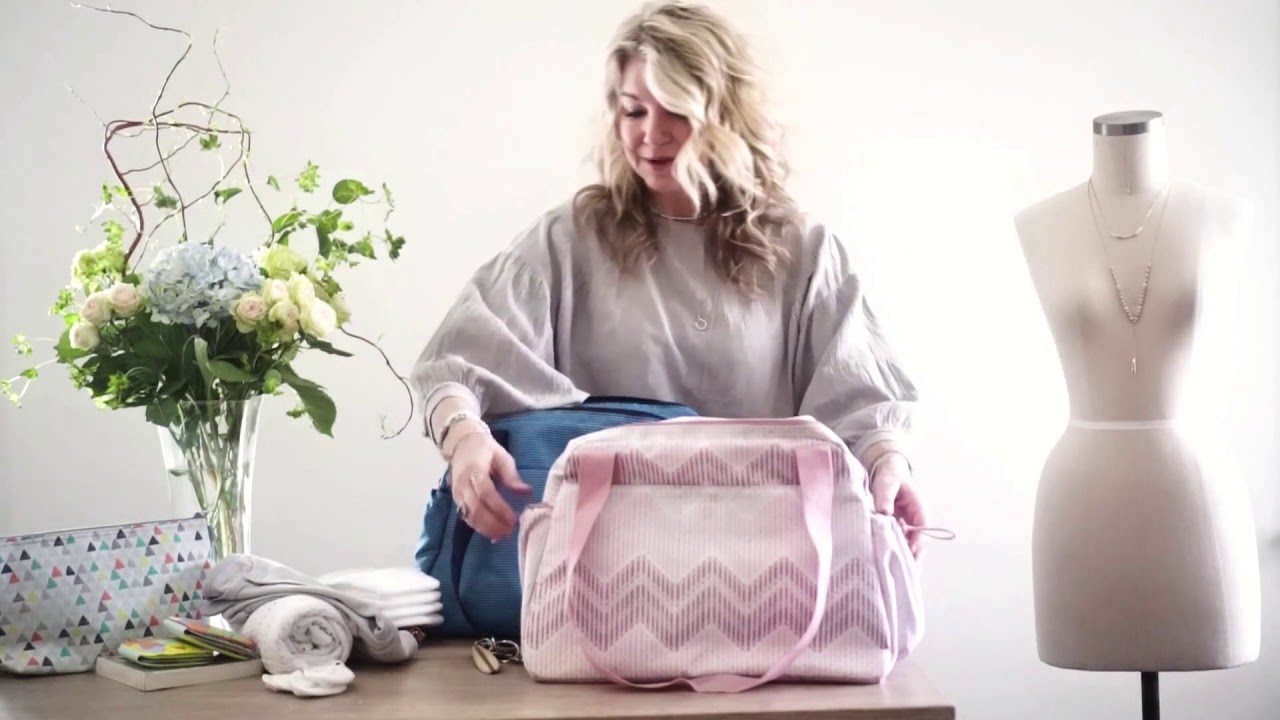 Take The Day Diaper Bag Perfect For Families Baby By Thirty One Gifts