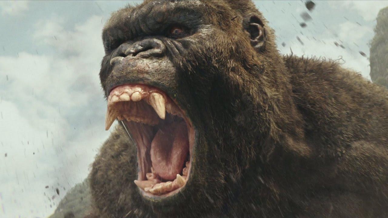 Kong A Ilha Da Caveira Kong E Rei Leg Hd