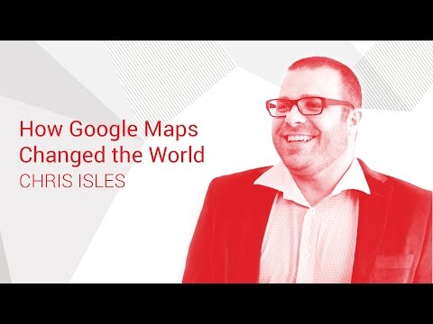 BrisScience - How Google Maps changed the world