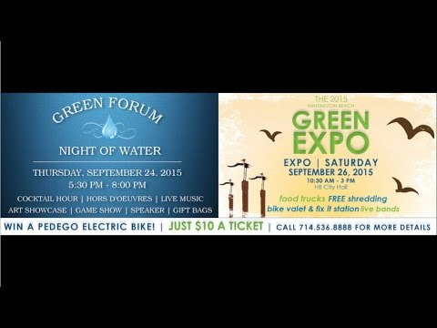 HB Business News: The Annual Green Forum & Expo