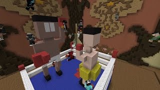 BUILD BATTLE CON WILLY - EL GRAN COMBATE Y EL SUPER COHETE!