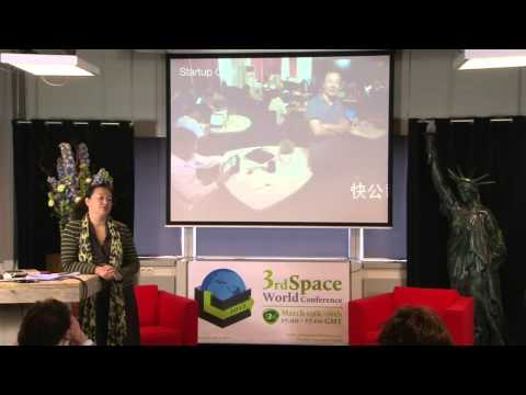 Liu Yan - Coworking in China (3rd Space Conference)